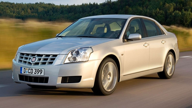 L'avis propriétaire du jour : collismacinarium nous parle de sa Cadillac BLS 1.9 TiD 184 BSR