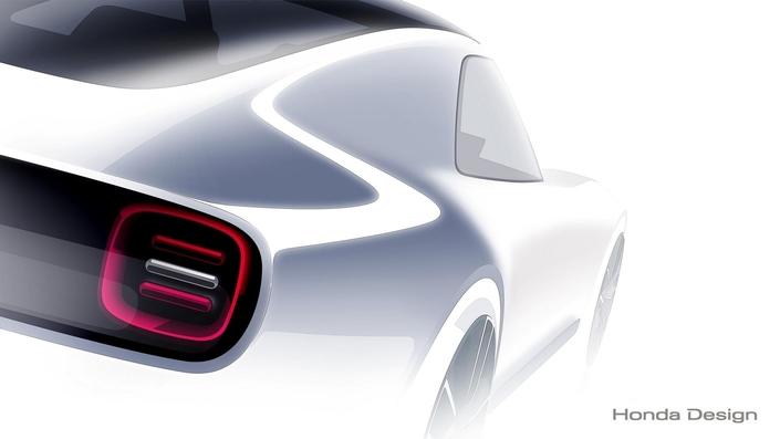 Salon de Tokyo 2017 : Honda annonce le Sport EV Concept