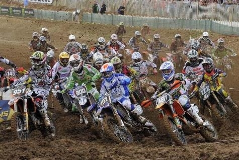 Le point sur l'épreuve MX 2 Europe à St Jean