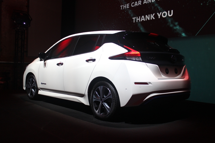 Présentation vidéo - Nissan Leaf 2 (2018), tous les détails