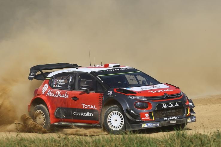 Action: dans la peau d'un copilote de rallye WRC (vidéo)