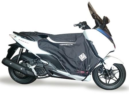 Tucano Urbano: tablier avec stabilisateur pour Honda Forza
