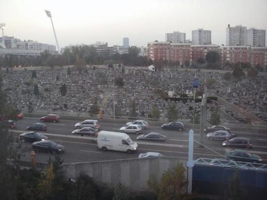 Airparif : études sur la pollution auto près du Boulevard périphérique parisien