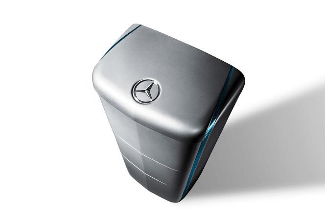 Mercedes concurrence Tesla ... sur les batteries domestiques