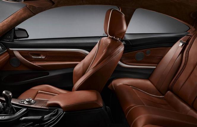 BMW Série 4 Coupé Concept: maintenant officielle