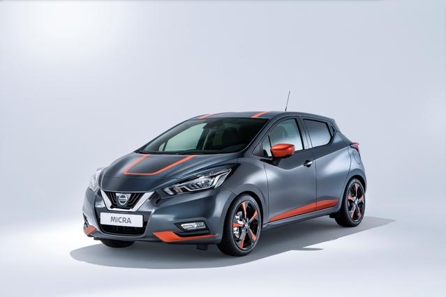 Nissan : une première série spéciale pour la Micra