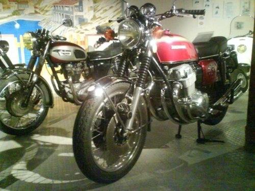 Le Musée de la Moto de Marseille, pour les nostalgiques... et les curieux