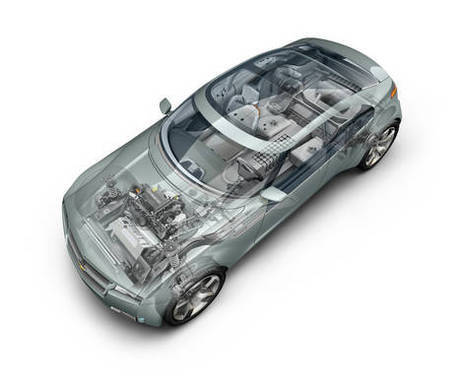 General Motors veut faire partager la technologie E-Flex de la Chevrolet Volt à ses autres marques