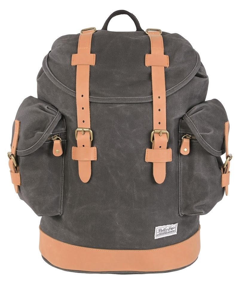 Louis: sac à dos Vintage