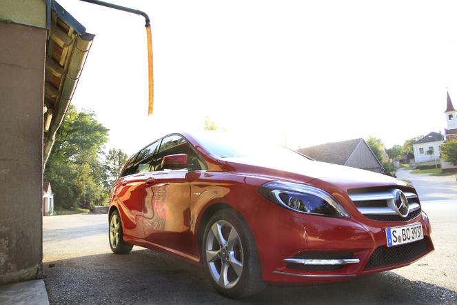 Essai vidéo - Nouvelle Mercedes Classe B : profil bas pour ambitions en hausse