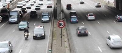 Sécurité Routière: le 10 janvier c'est 10 km/h de moins sur le périphérique