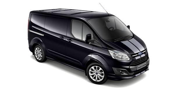 Le Ford Transit Custom élu Utilitaire de l'année 2013 par L'argus