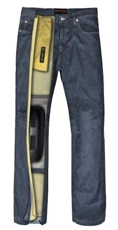 Nouveauté 2012: jeans J&K Pro par Spidi