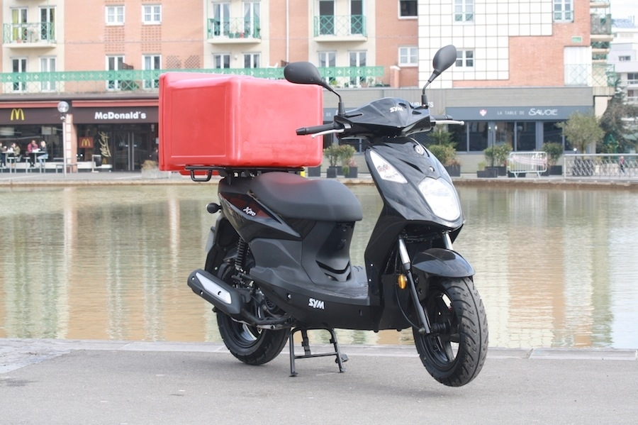 nouveaut scooter 2014 sym x 39 pro 50 cm3. Black Bedroom Furniture Sets. Home Design Ideas