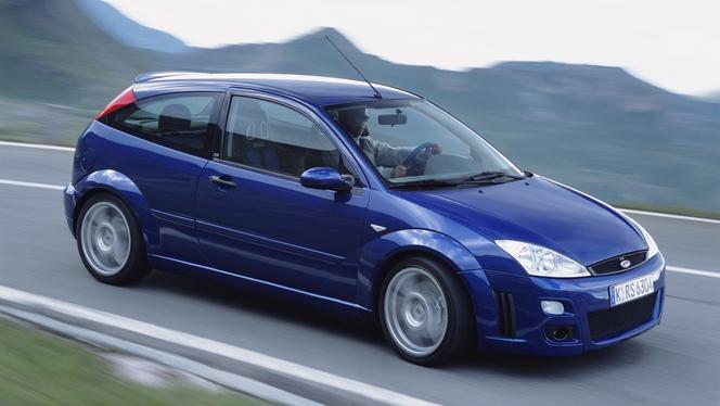 Retour sur une maxi-fiche fiabilité : aujourd'hui la Ford Focus première génération