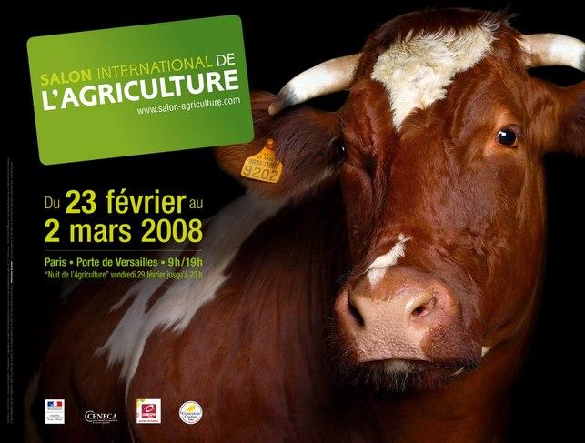 Salon de l'Agriculture 2008 : les agrocarburants au goût du jour