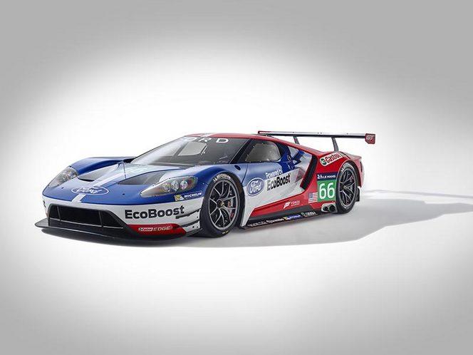 Ford revient aux 24h du Mans en 2016