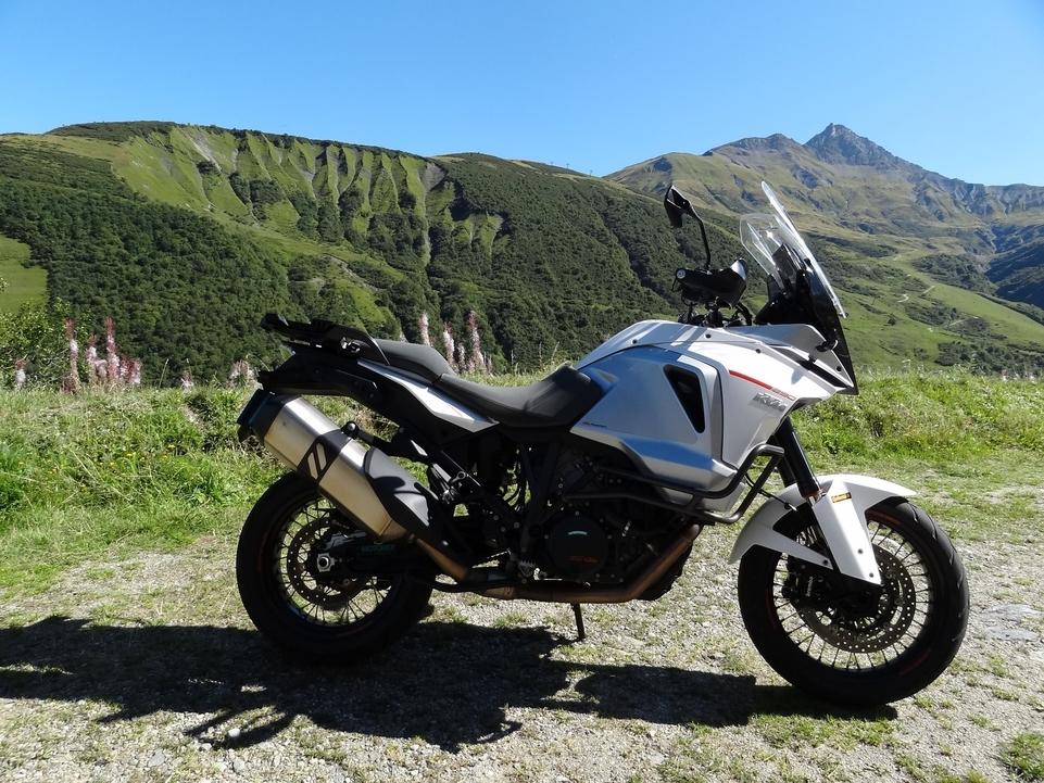 Essai KTM 1290 Super Adventure : à l'assaut du Mont GS