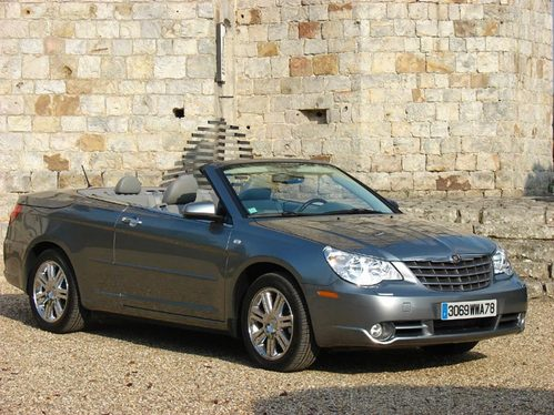 pin 2008 chrysler sebring hard top convertible qatar. Black Bedroom Furniture Sets. Home Design Ideas