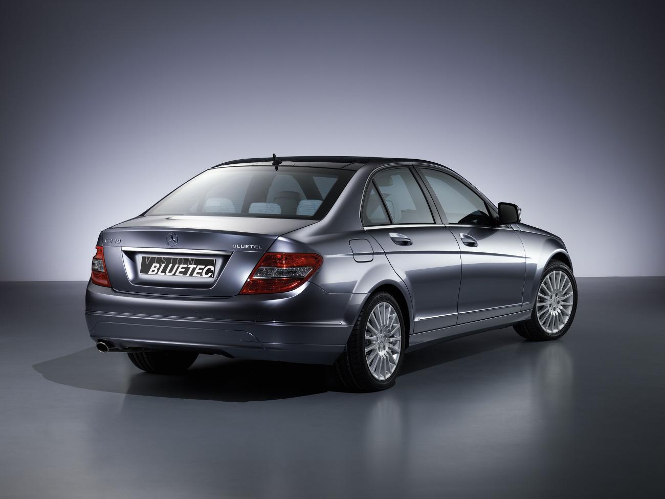 Babez.de - Mercedes-Benz Vision C 220 BLUETEC