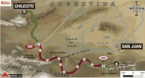 Dakar 2014 - Etape 3 : le Barreda show continue !