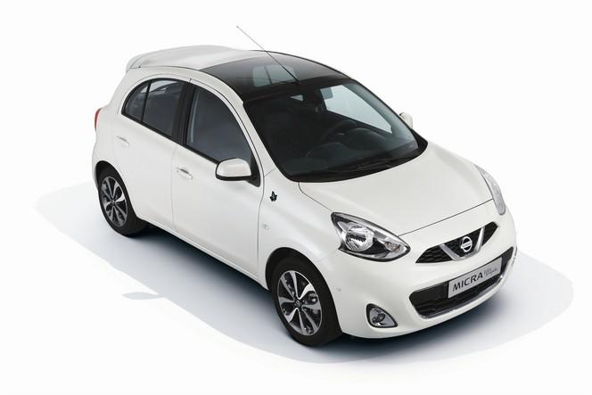 Nissan lance la série limitée Lolita Lempicka sur la Micra