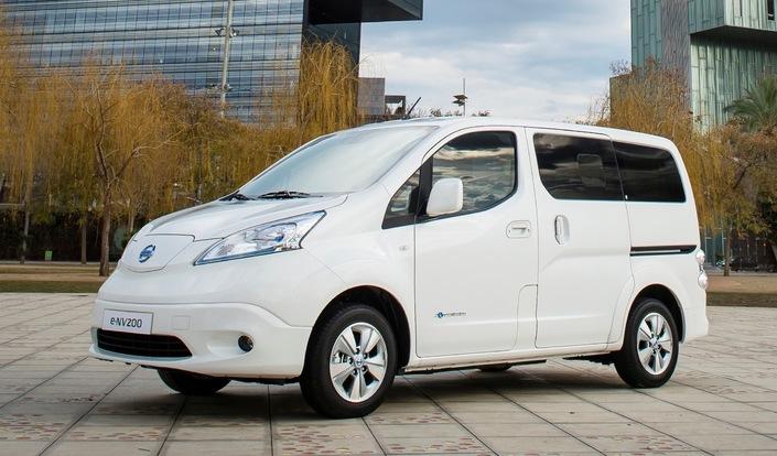 Nissan e-NV200: enfin plus d'autonomie