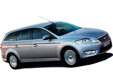 Salon de Genève 2008 : Ford New Mondeo Turnier 2.0i Greenpower en première suisse