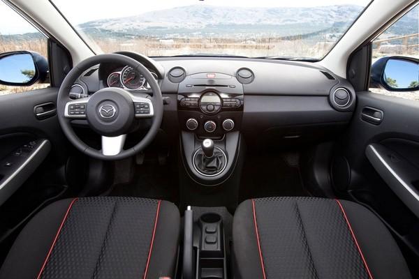 Mazda 2 (2e Generation)