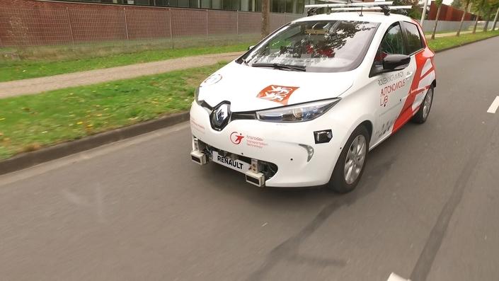 Des Renault autonomes bientôt en libre-service à Rouen