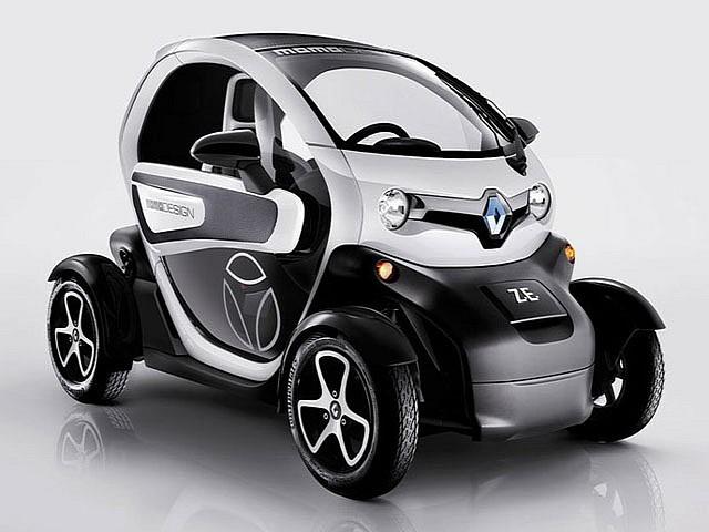 Renault Twizy par Momo Design