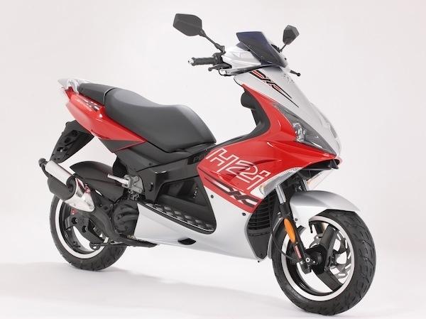 Peugeot Scooters : le Jet Force H2i 50 cm3