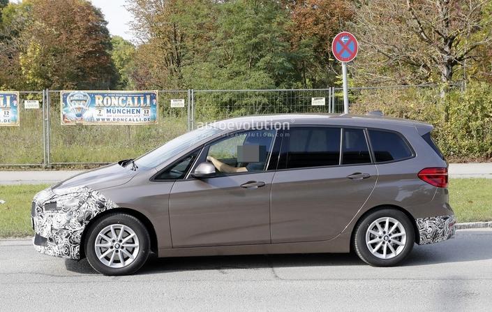 Scoop : la BMW Série 2 Gran Tourer change de regard