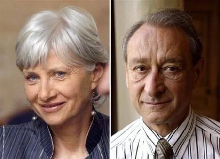 Campagne des élections municipales 2008/Paris : Bertrand Delanoë roule électrique, Françoise de Panafieu circule en hybride !