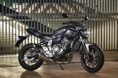 Actualité - Yamaha: gagnez l'essai de la MT-07 à Lanzarote !