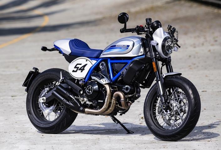 Ducati: les nouveaux Scrambler 800 sont là