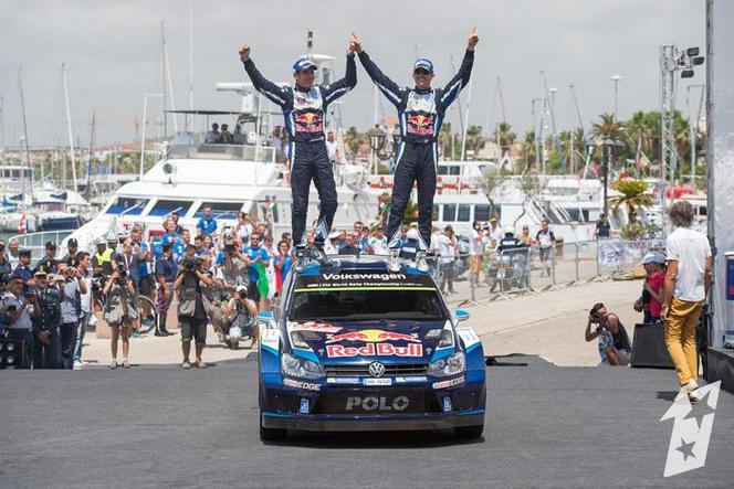 WRC Sardaigne : Sébastien Ogier fait carton plein