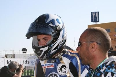 Superstock 600 - Monza Q.1: Loris Baz en patron