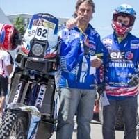 Dakar 2014 - l'histoire du jour : stock-car dans le désert