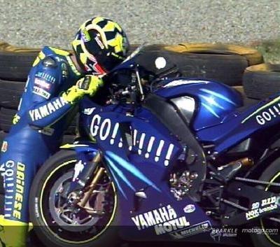 """Moto GP - Rossi: """"L'avénement des 800cc a été la plus grosse erreur de ces quinze dernières années"""""""