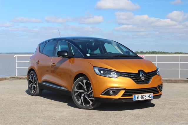 Renault Scenic 4 : comment expliquer ses mauvais chiffres de ventes ?
