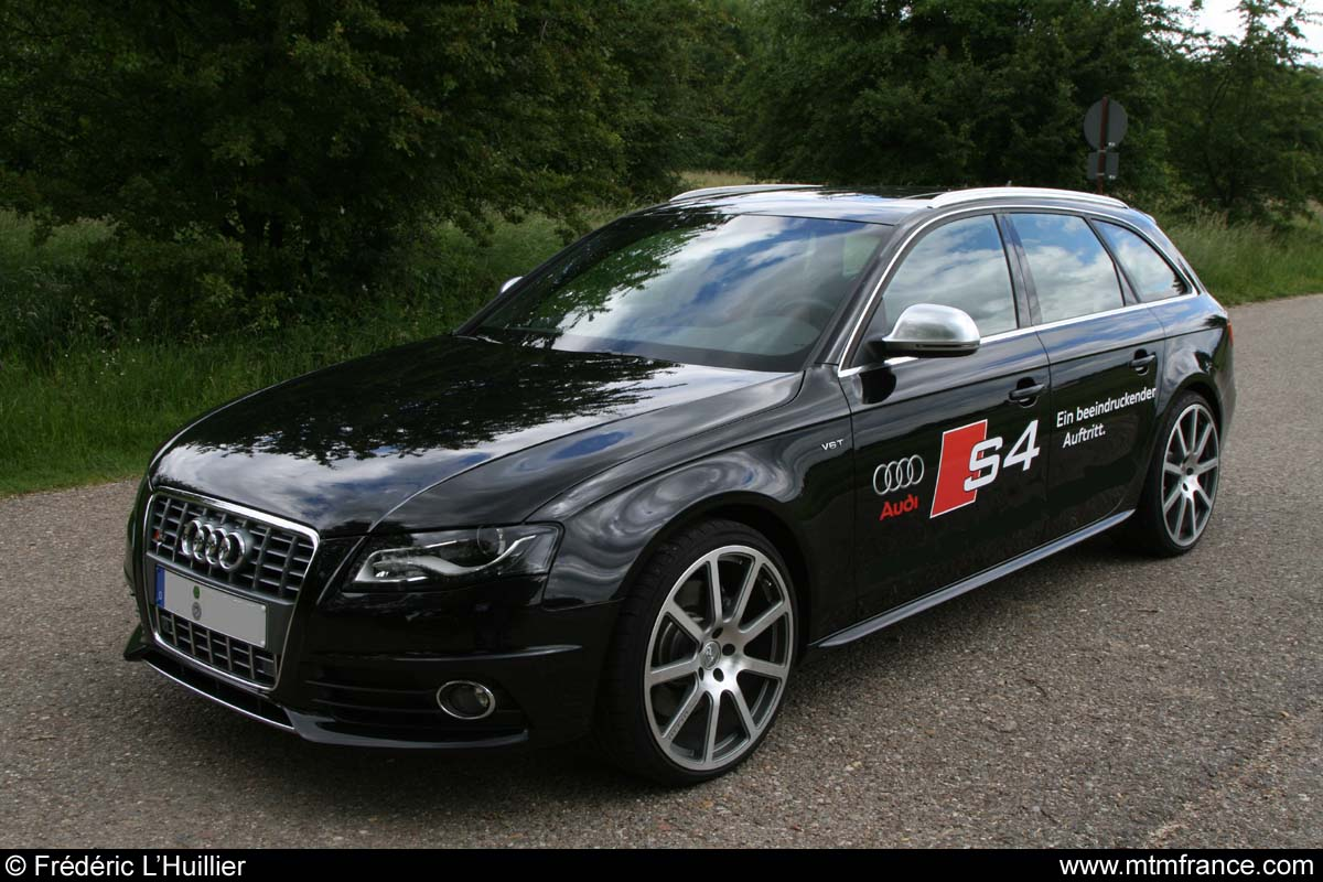 Audi a4 avant 2008 reliability