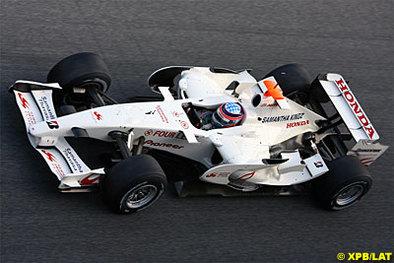Formule 1 - Super Aguri: Sauvé !