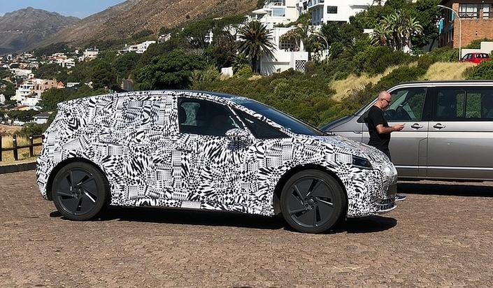 Volkswagen: la compacte électrique ID enfin de sortie (màj vidéo)