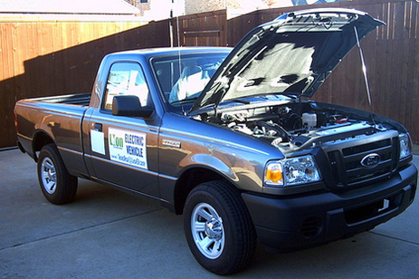 Etats-Unis/Lion Electric Vehicules : un pick-up Ford Ranger se met à l'électricité !