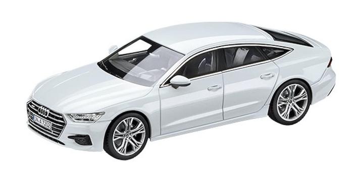 Audi: la nouvelle A7 se montre en miniature