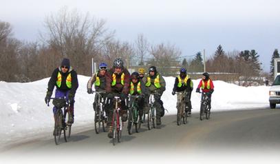 ENvironnement JEUnesse/Canada : 6e édition de l'Action nationale à vélo, Vite avant que ça déraille