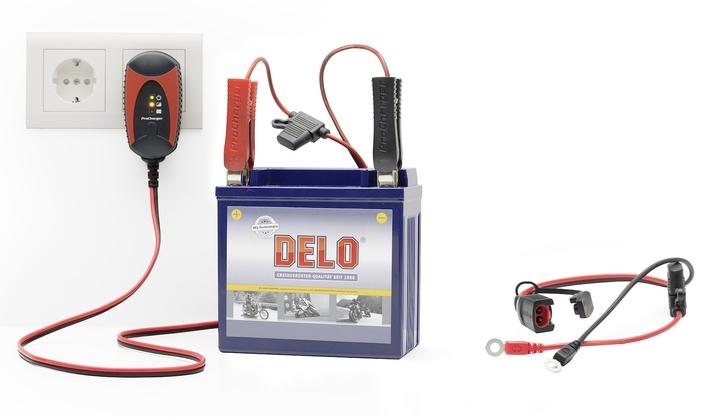 Louis-Moto: 3 nouveautés du côté des chargeurs de batterie