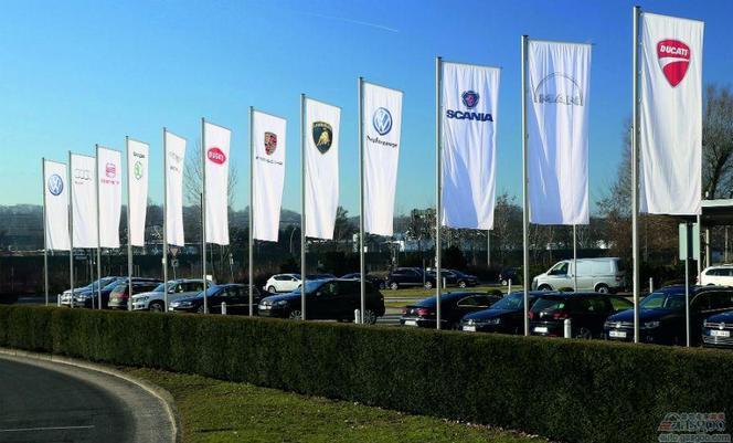 Le Groupe VW bientôt scindé en 4 divisions indépendantes