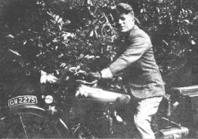 Histoire de pilote : Thomas Edward Lawrence dit Lawrence d'Arabie